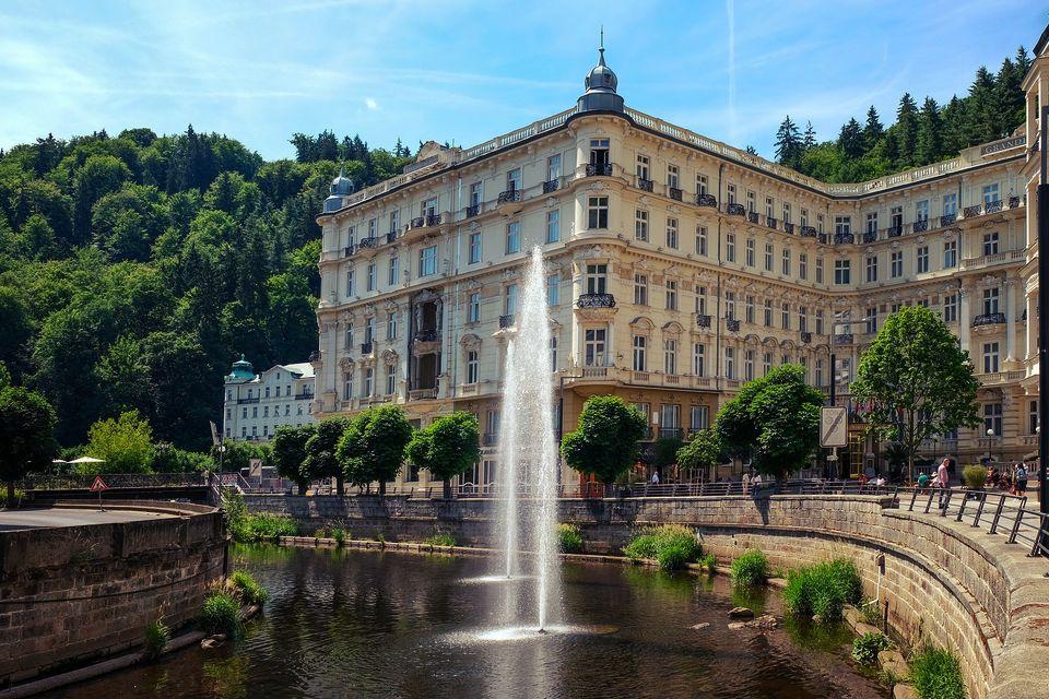 Karlovy Vary Grand hotel Pupp